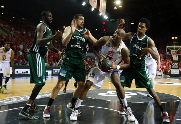 Finale Basket Pro A - Limoges CSP - SIG Strasbourg en direct live sur Canal+Sport dès 17h00