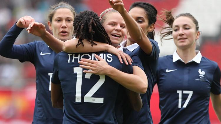 Mondial féminin de football - France vs Angleterre en direct sur Eurosport dès 19h