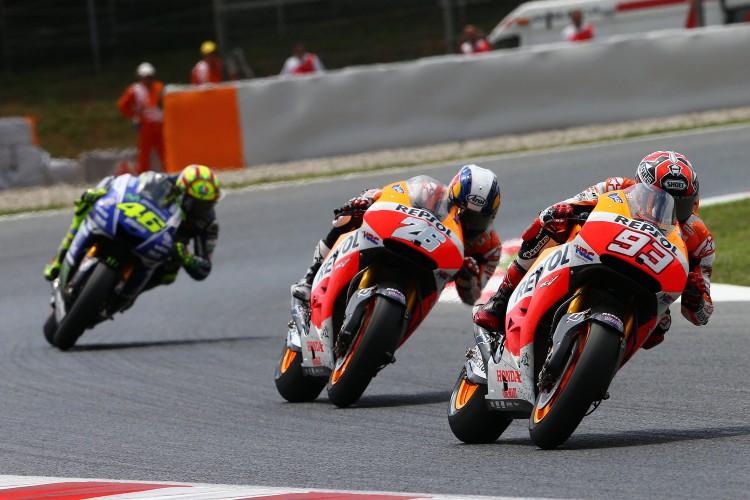 Grand Prix MotoGP de Catalogne 2015
