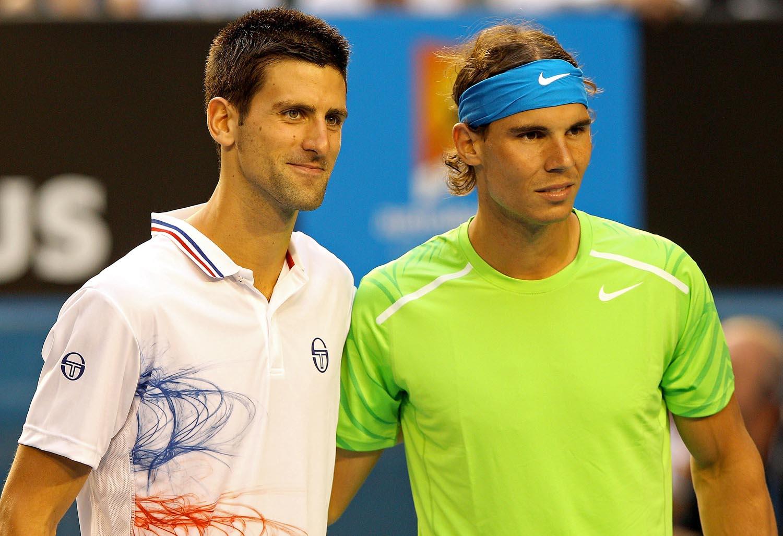 Rafael Nadal - Novak Djokovic