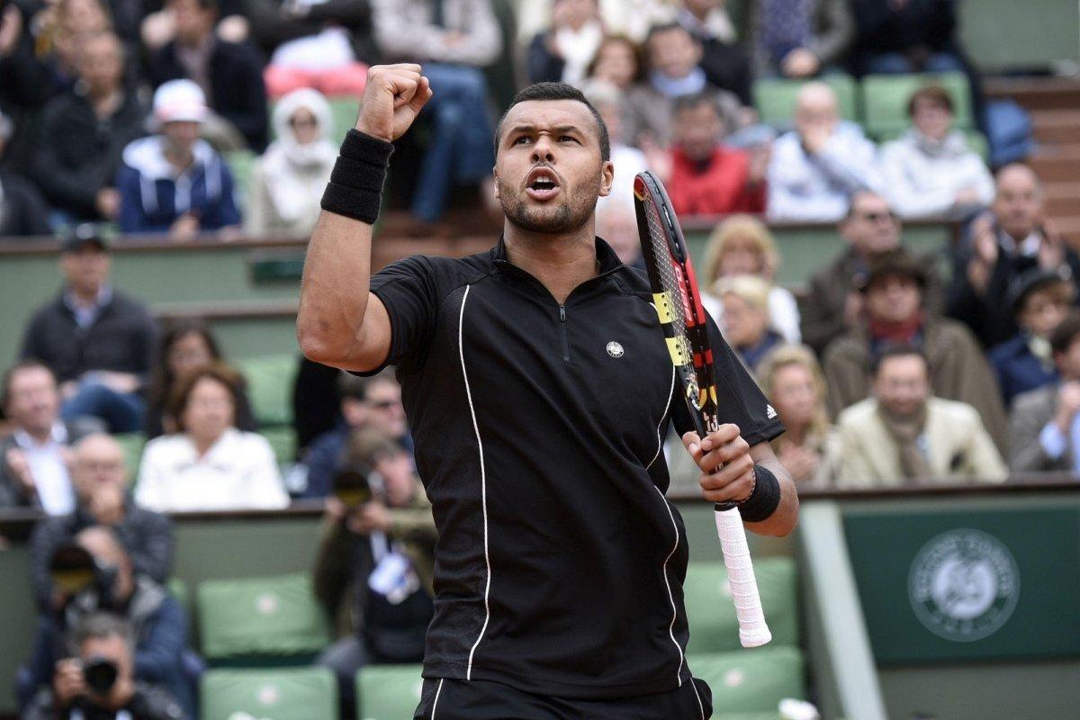 Jo Wilfried Tsonga vs Stan Wawrinka: Demi-finale du Roland Garros 2015