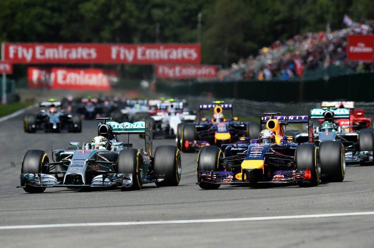 GP Formule 1 de Belgique en direct streaming