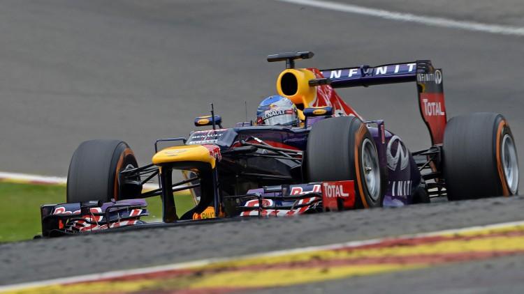 GP Formule 1 Belgique en direct streaming