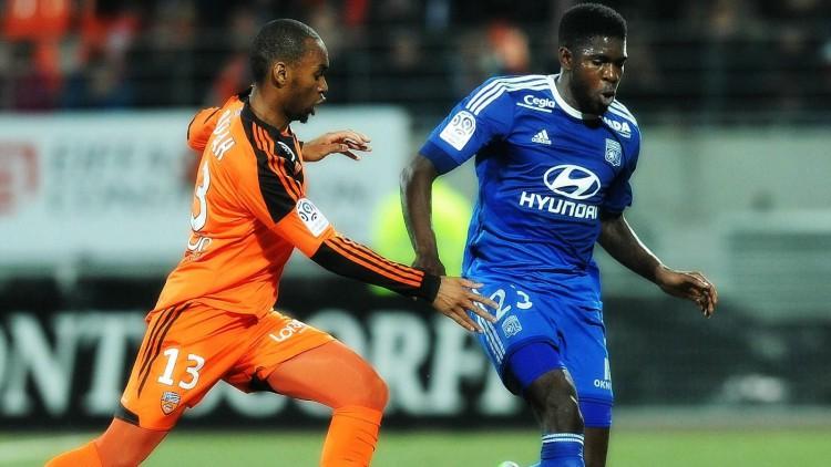Match Olympique Lyonnais FC Lorient en direct live