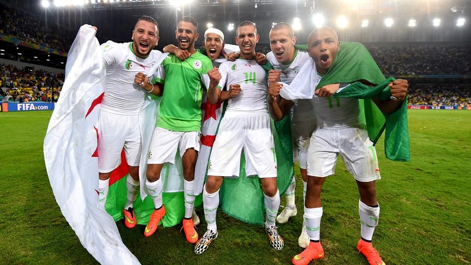 Lesotho vs Algérie en direct live streaming