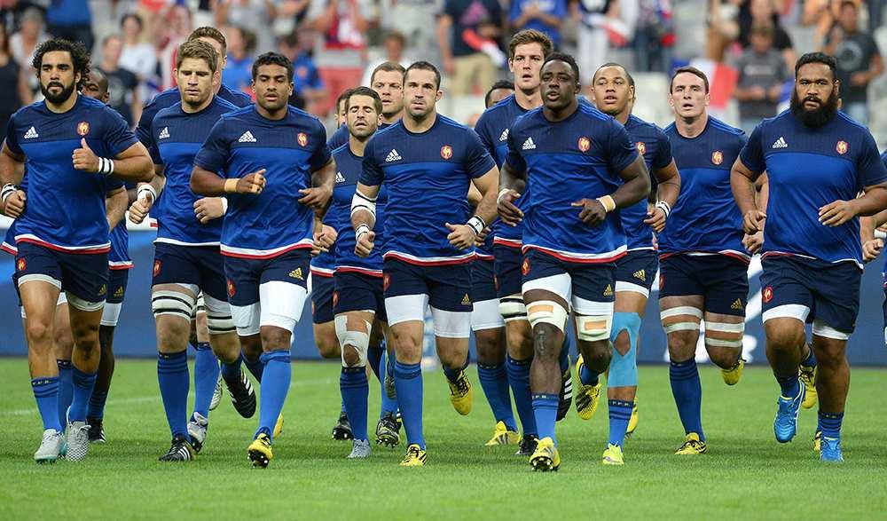 Coupe du Monde de Rugby: Comment voir les matchs de l'équipe de France en direct