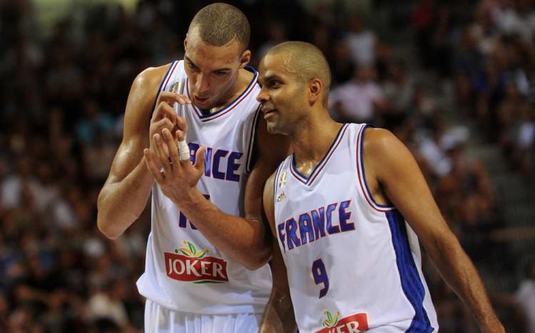 Basketball - Euro 2015 - La France s'impose face à la Turquie en huitième de finale