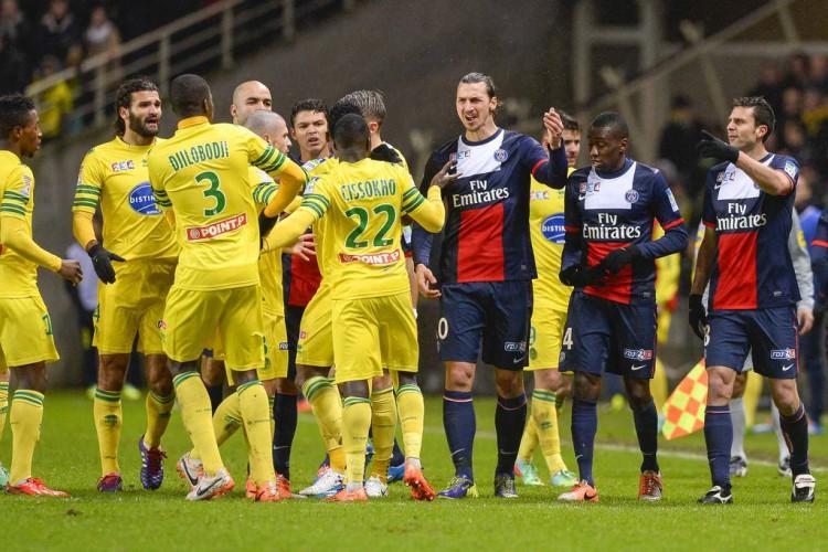 Match FC Nantes vs Paris Saint-Germain en direct live sur Canal+ dès 17h30