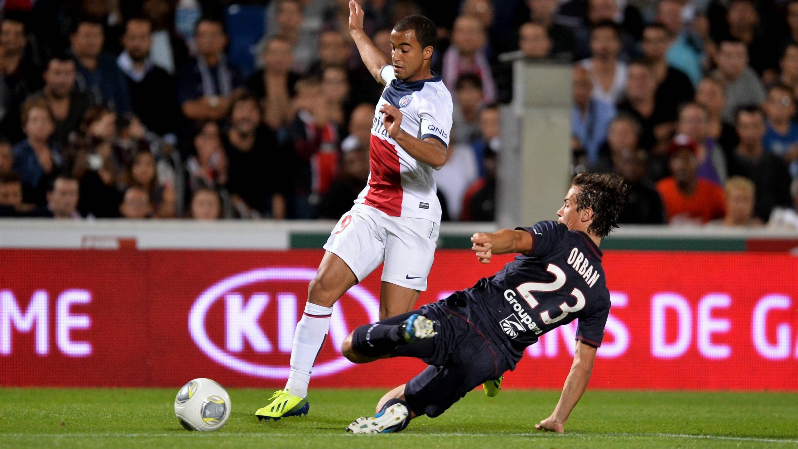 Match PSG vs EA Guingamp en direct live
