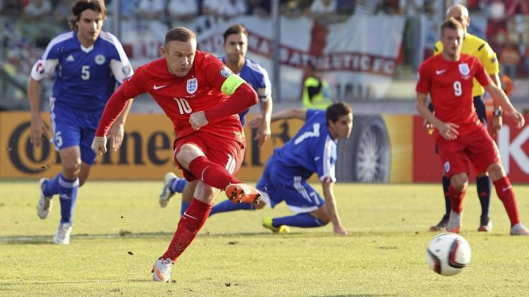 Wayne Rooney (Angleterre)