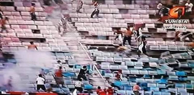 Violences lors du derby de Tunis entre le Club Africain et l'Espérance Sportive de Tunis