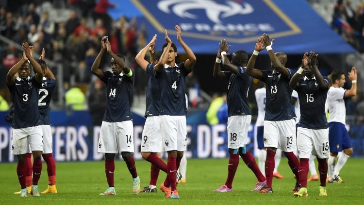 Match France-Arménie en direct live