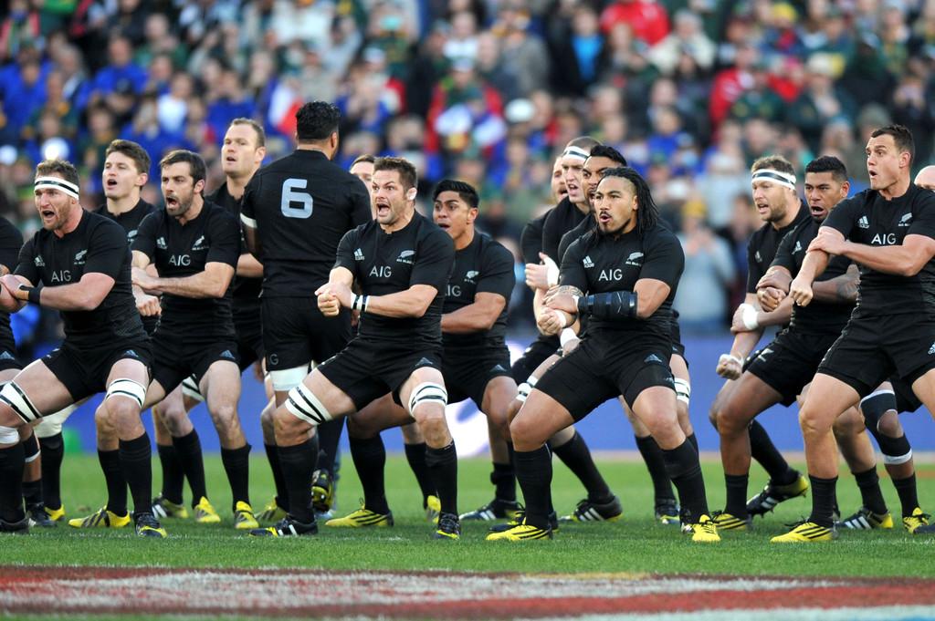 Nouvelle-Zélande (All Blacks) vs Tonga