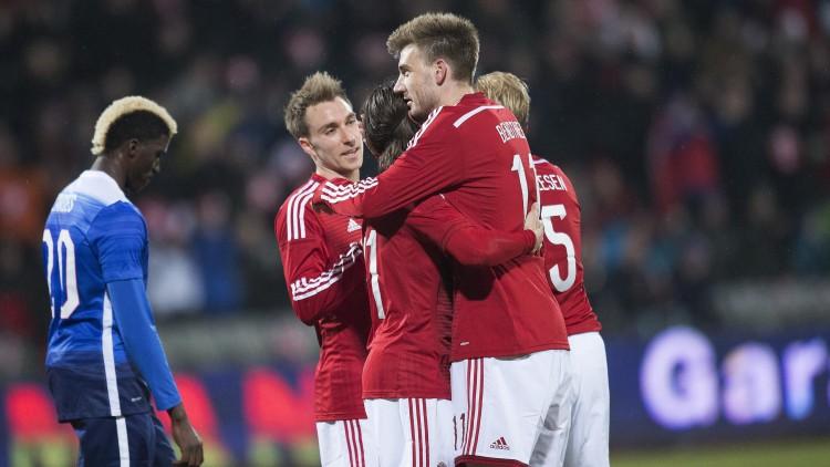 Match Danemark vs France en direct live
