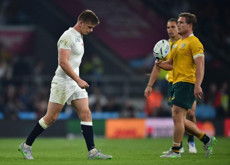 Mondial Rugby : Angleterre vs Australie