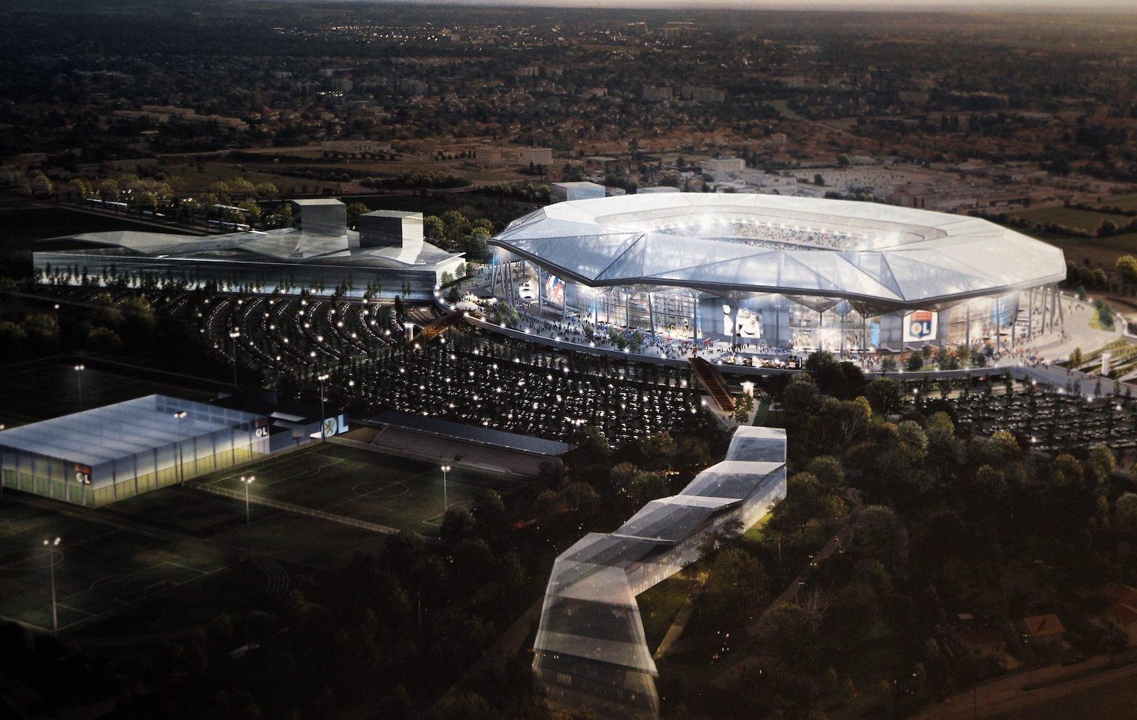 Stade des Lumières - Lyon