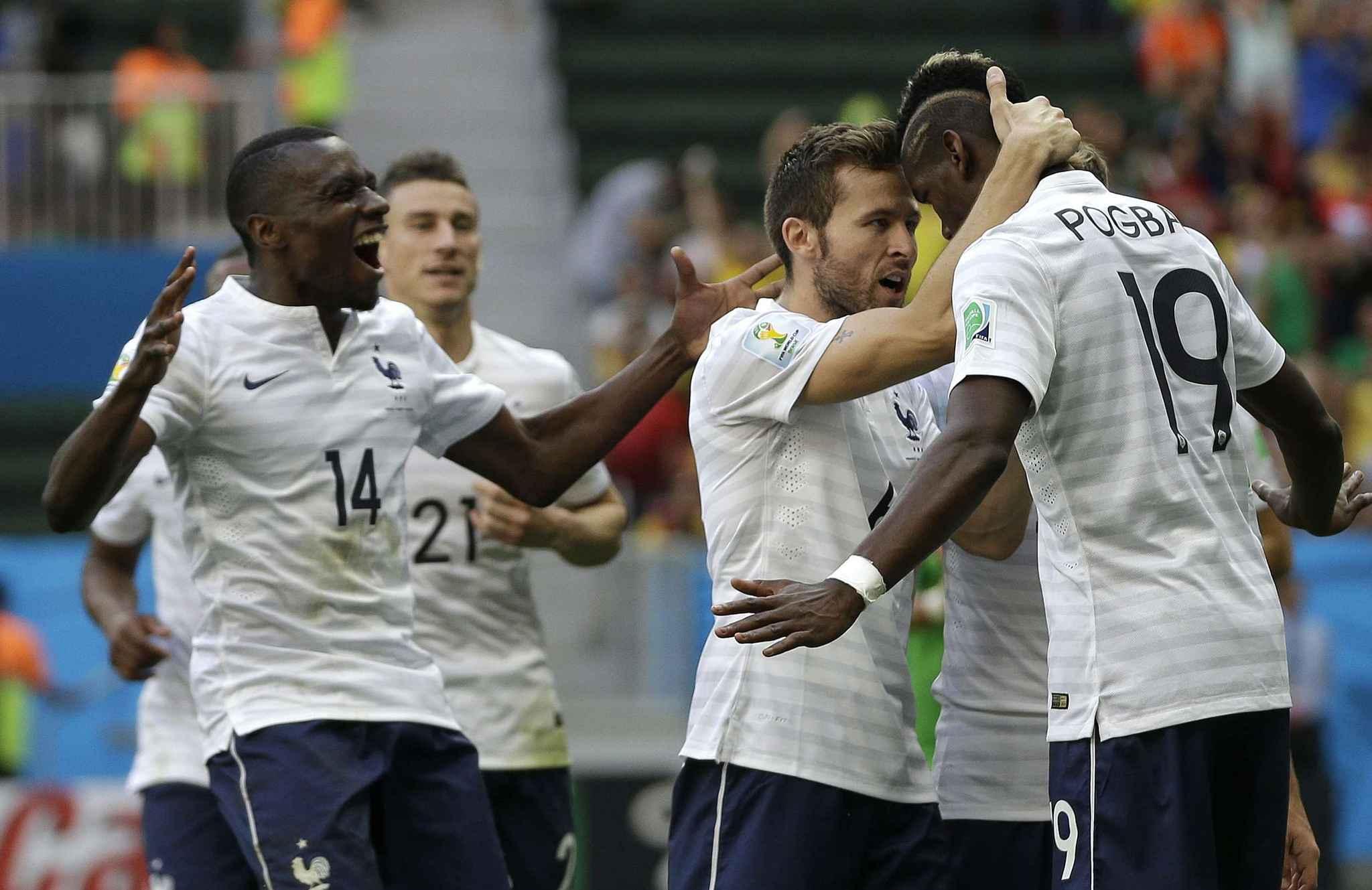 Match France - Russie en direct sur TF1 dès 21h