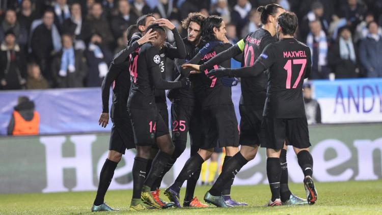 Match PSG - Manchester City en direct streaming sur beIN Sports 1 dès 20h45