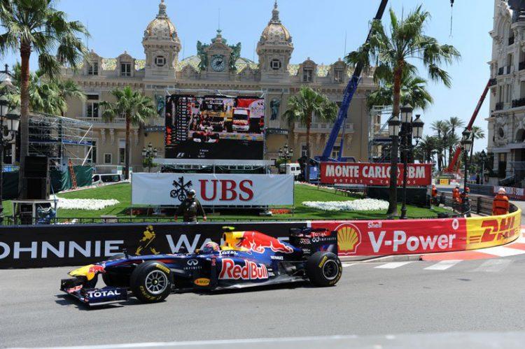 Grand Prix F1 de Monaco en direct live streaming