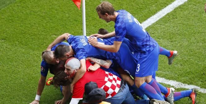 Les Croates s'imposent face aux Turcs
