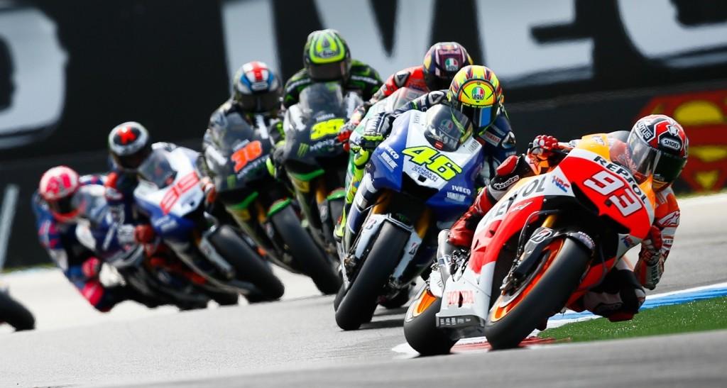 MotoGP: Grand Prix Moto des Pays-Bas en direct dès 14h