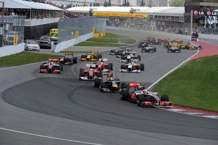 Grand Prix F1 du Canada en direct live dès 20h
