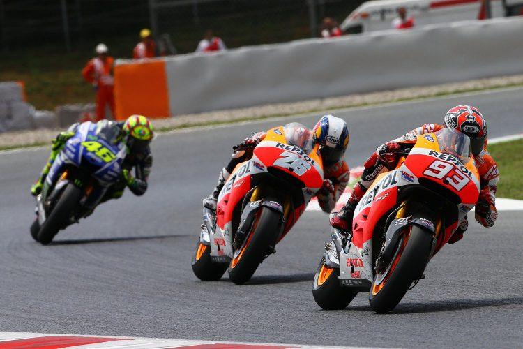 MotoGP de Catalogne en direct live streaming sur Eurosport2 dès 13h15