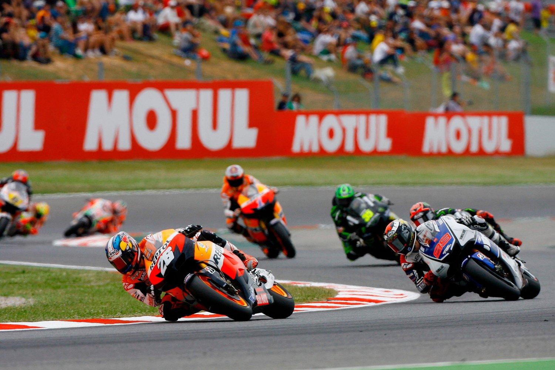 Grand Prix MotoGP de Catalogne en direct live streaming sur Eurosport2 dès 13h15