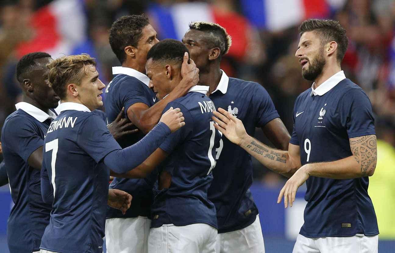 Match France - Écosse en direct live streaming