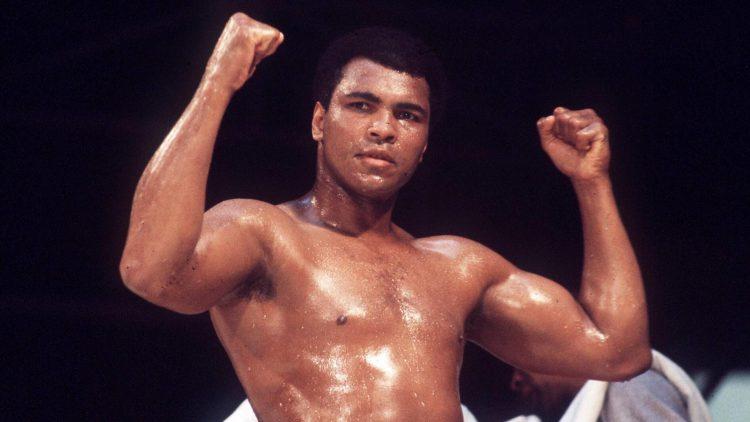 Le Champion, Mohamed Ali, est mort à l'âge de 74 ans