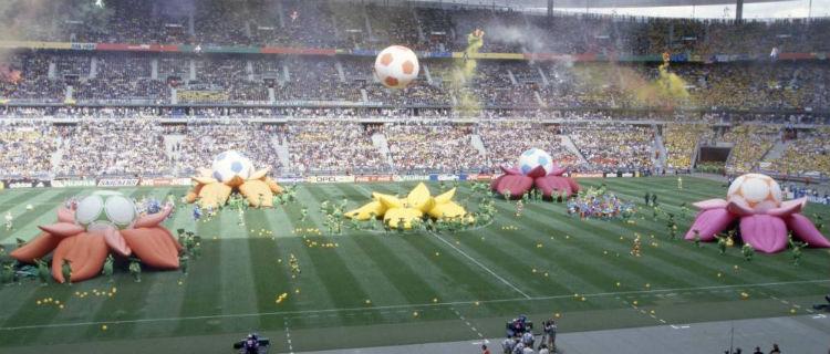 cérémonie d'ouverture Euro 2016