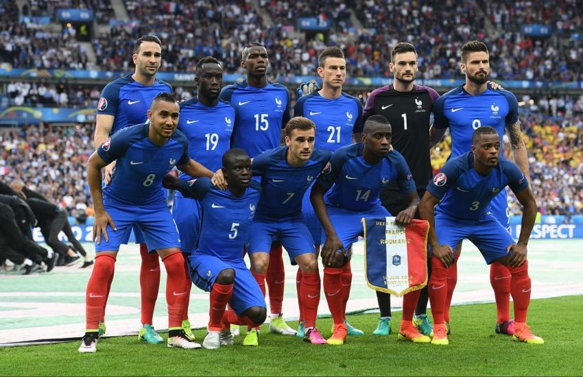 R sultat france roumanie 2 1 en replay les bleus en - Resultat de la coupe de france de foot ...