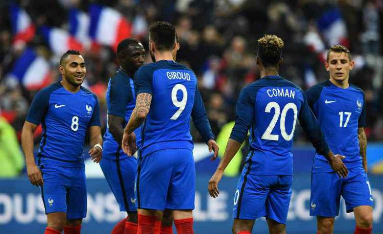 France - Irlande en direct + Match Euro 2016 en Live Streaming dès 15h