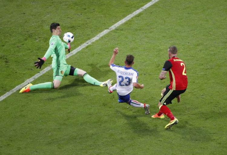 La Squadra Azzura assure contre la Belgique