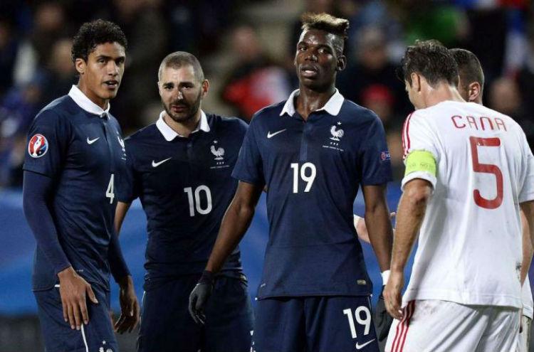 France - Albanie en direct + Match Live Euro 2016 en streaming dès 21h
