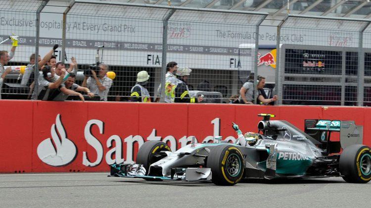 Grand Prix F1 d'Allemagne en direct live sur Internet