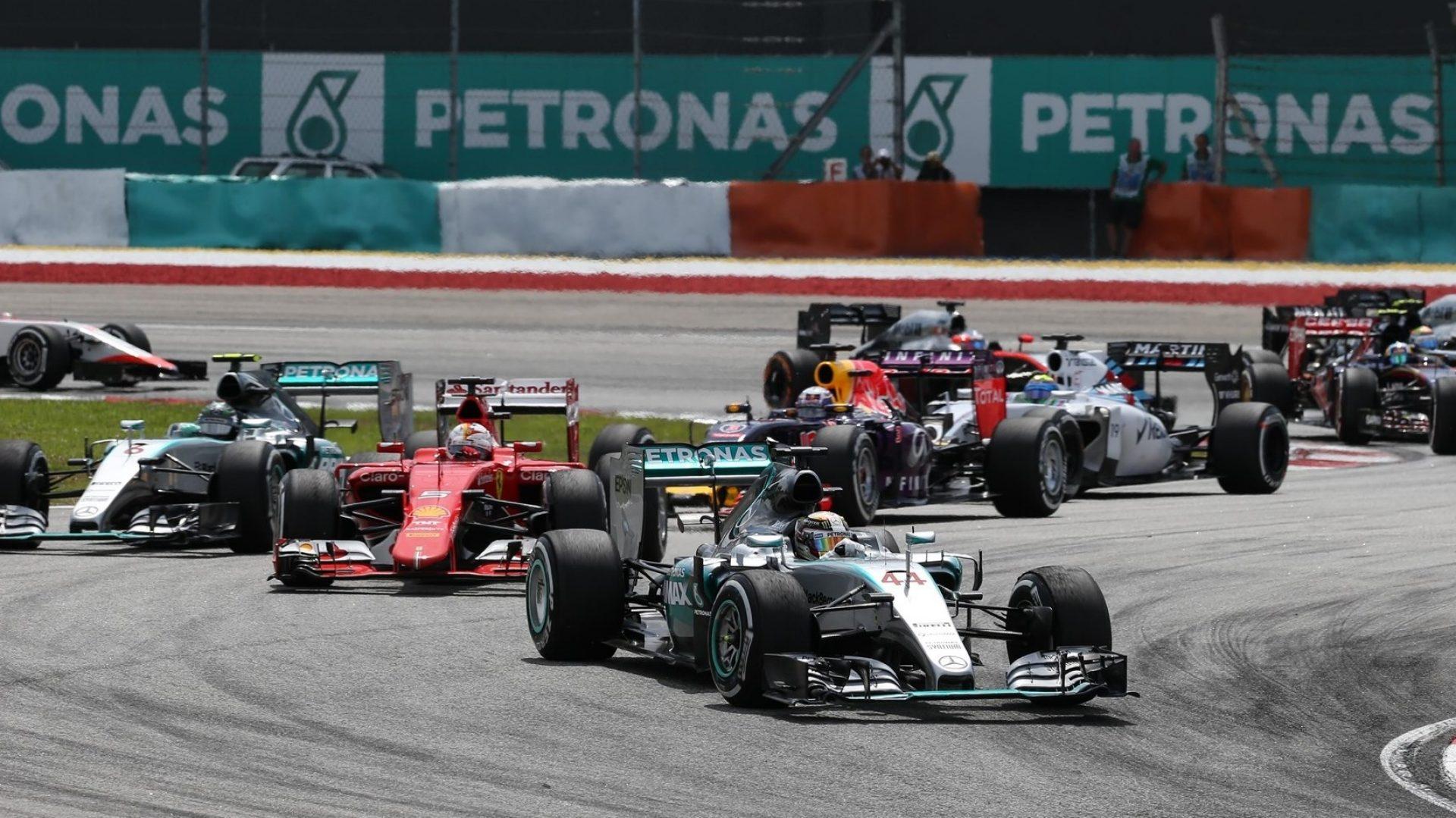 Grand Prix F1 de Malaisie en direct streaming dès 9h