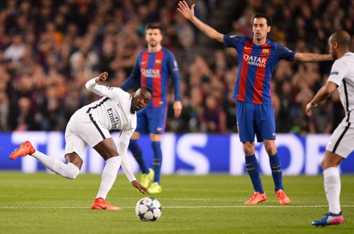 Le FC Barcelone corrige le PSG malgré un 4-0 à l'aller