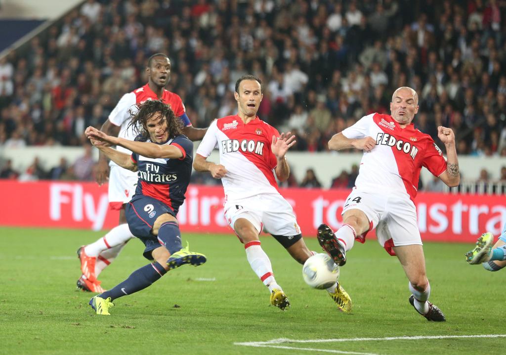 AS Monaco - PSG en direct streaming live