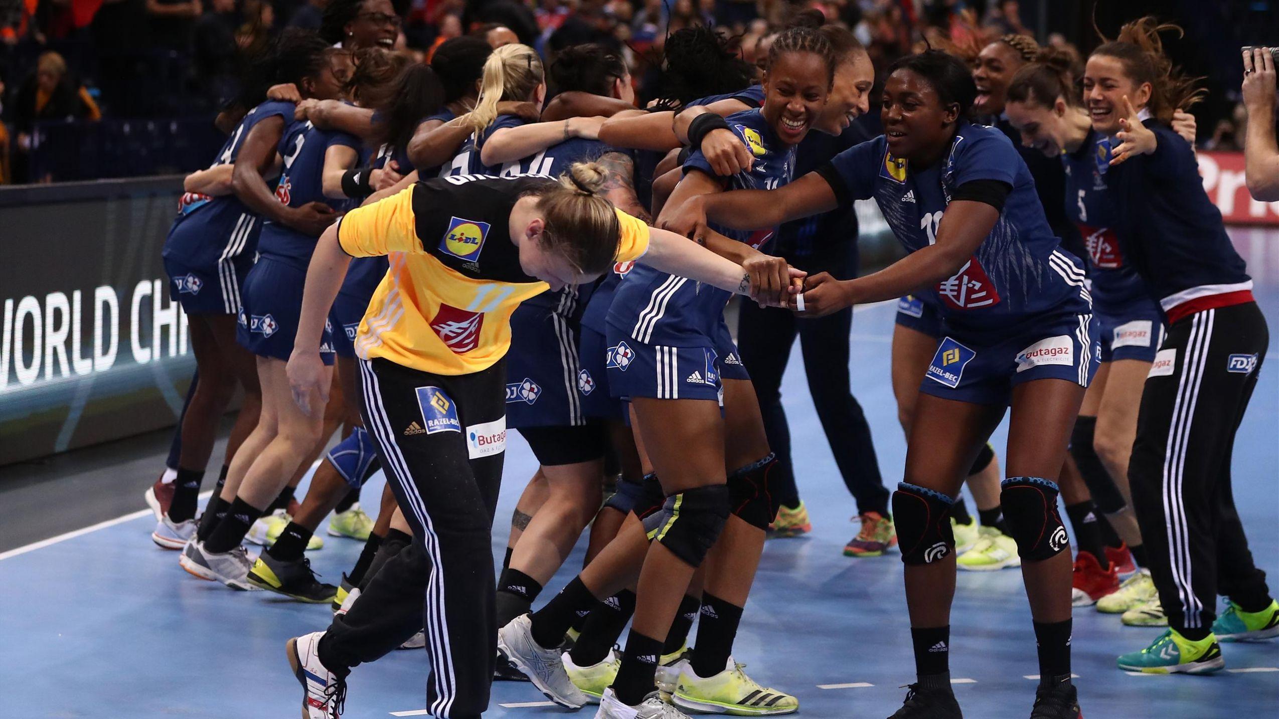 Mondial handball la france f en finale face la norv ge - Diffusion coupe du monde handball ...