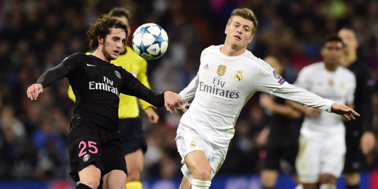 PSG vs Real Madrid en direct