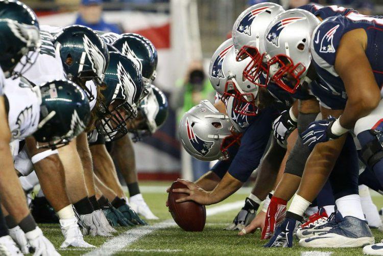 Super Bowl 2018 : New England Patriots vs Philadelphia Eagles