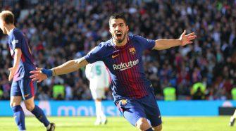 Luis Suarez - FC Barcelone